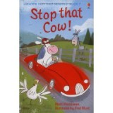 STOP THAT COW (READING BOOK)