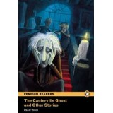 THE CANTERVILLE GHOST & OTHER STORIES + CD  LEVEL 4