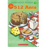 THE 512 ANTS ON SULLIVAN STREET (READING BOOK)
