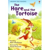 THE HARE AND THE TORTOISE (READING BOOK+CD)