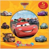 CARS, MY FIRST PUZZLE BOOK