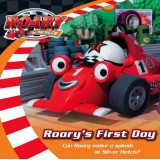 ROARY´S FIRST DAY BOOK+CD