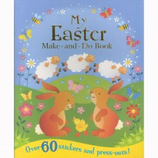 MY EASTER MAKE -AND-DO BOOK