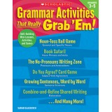 GRAMMAR ACTIVITIES  GRADES 3-5