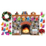 HOLIDAY HEARTH BULLETIN BOARD