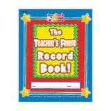 THE TEACHER'S FRIEND RECORD BOOK