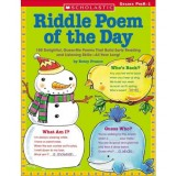 RIDDLE POEM OF THE DAY (LIBRO DE AULA)